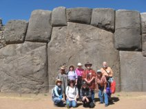 Peru-Sacsayhuaman-Group-Aug2013.jpg (10420 bytes)